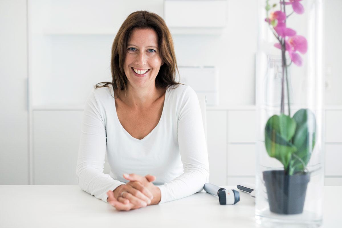 Dr. Xenia Illmer Hautärztin Salzburg