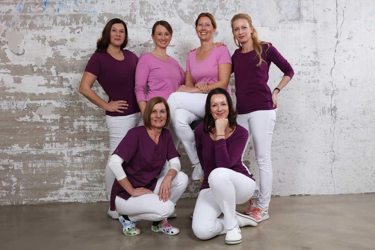 Team Dr. Xenia Illmer